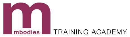 Logo of MBodues Training Academy